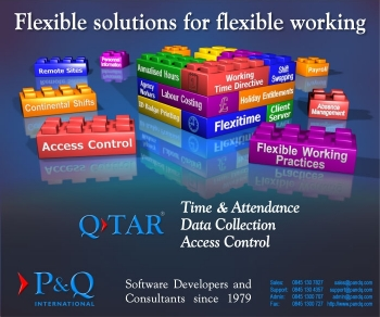 Flexible solutions for flexible working