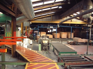 Howarth Timber sawmill