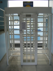Internal turnstile